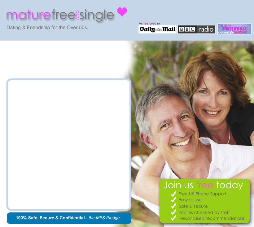 Most Used Mature Dating Online Site No Charge