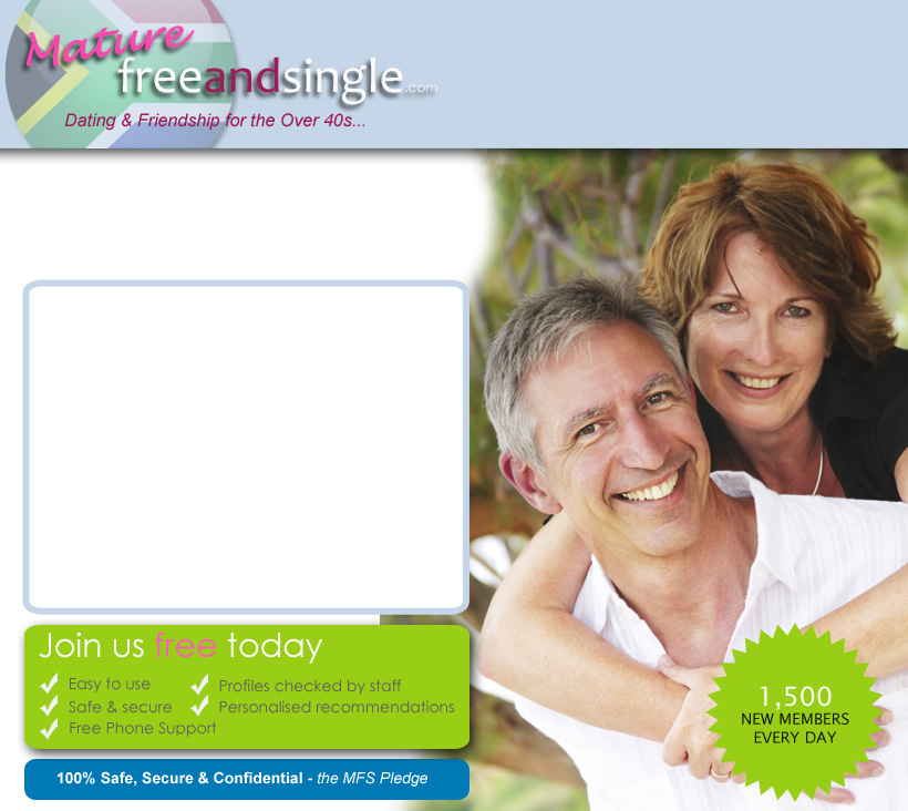 Dating for over 50s